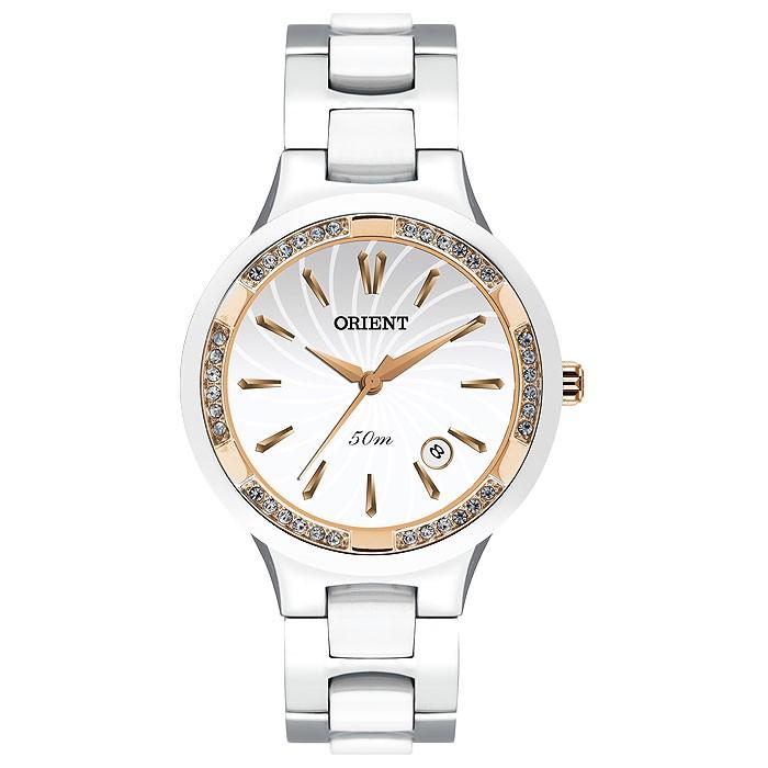 9bc3acb5fee4e Relógio Orient Feminino FTSS1063 - Ótica Caron